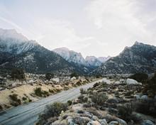 Mount Whitney, California, Ame...