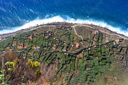 Fotobehang Oceanië cliff