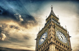 Fototapeta Big Ben - The BigBen in London