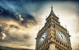 Fototapeta Big Ben - The BigBen in London