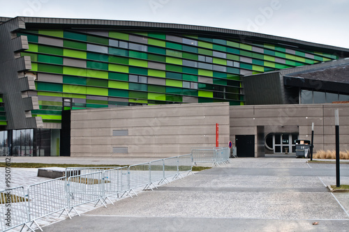 In de dag Stadion Lievin (Pas de Calais)
