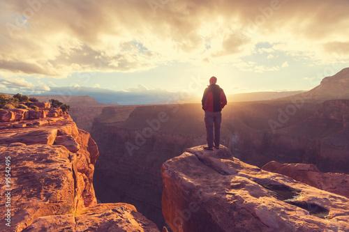 Grand Canyon Canvas-taulu