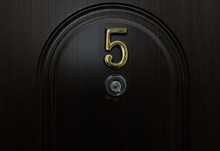 Number Five And A Peephole On ...
