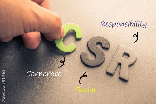 CSR Canvas Print