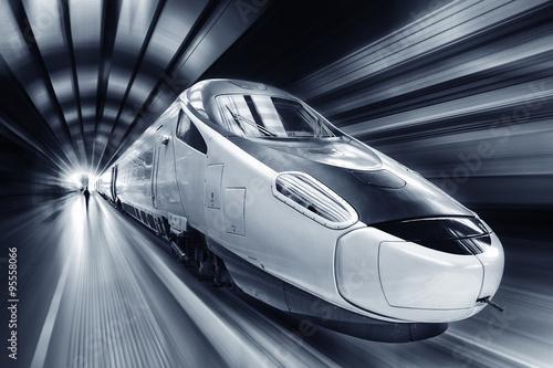 Super usprawniony pociąg