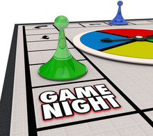 Game Night Family Time Fun Com...