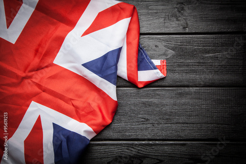 Photo Flag of Great Britain