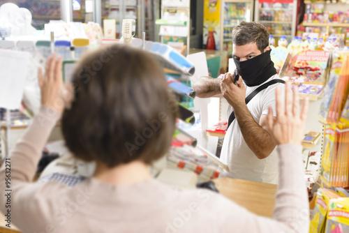 Valokuva Armed Robbery