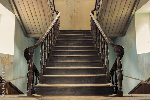 Photo Stands Stairs vintage stair
