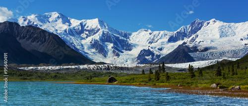 Valokuva  Wrangell-St.Elias NP