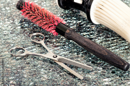 Hairstylists tools