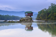 Lonely House On The River Drin...