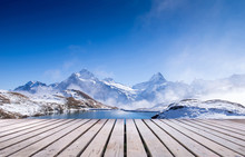 First Mountain Grindelwald Switzerland