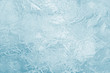 canvas print picture - illustrated frozen ice texture