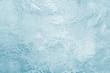 Leinwandbild Motiv illustrated frozen ice texture