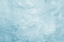 Illustrated Frozen Ice Texture