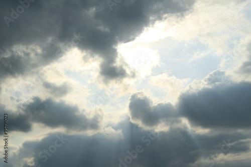 Photo  Cloudy sky