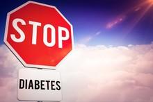 Composite Image Of Stop Diabetes