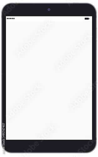 Tab One - Black Frame - Buy this stock photo and explore similar ...