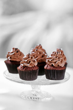 Beautiful Chocolate Cupcakes O...