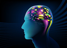 Electric Brain Activity In A H...