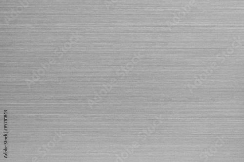 Fotografie, Obraz  Brushed aluminum texture