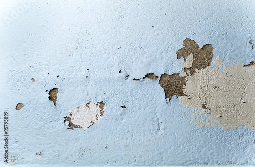 Fotografering  chipped paint wall