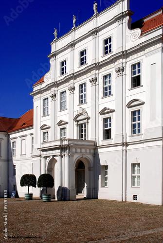 Photo  Portal Schloss Oranienburg