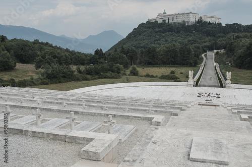 Polish cemetery Monte Cassino - 95802815