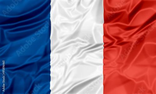 Fotomural Flag of France
