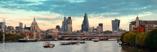 Poster London London cityscape