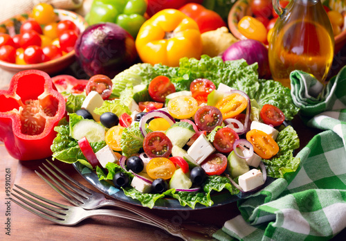talerz-salatki-greckiej