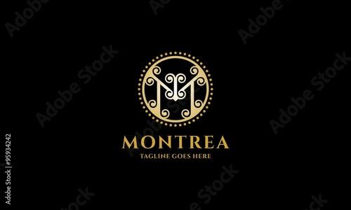 Photo  M Letter Logo