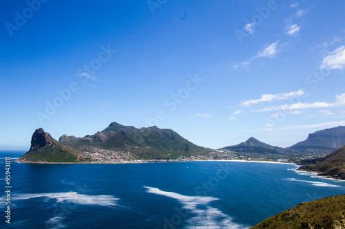 Foto op Canvas Zuid Afrika Bucht bei Kapstadt