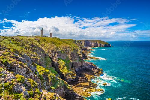 Fotografie, Obraz  Cap Frehel poloostrov, Bretagne, France