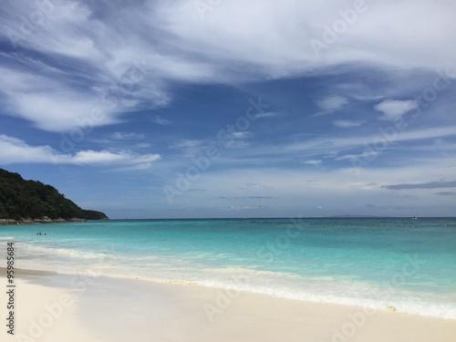 Staande foto Oceanië beach