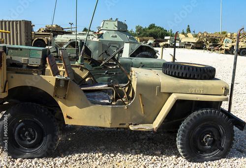 фотография  Willys MB , U.S. Army Truck, 1/4 ton, 4x4 or Ford GPW