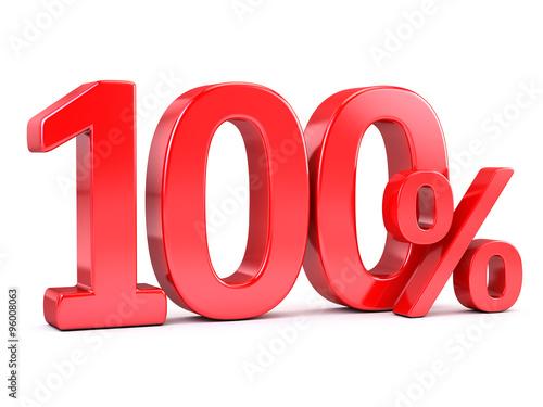 Fotografía  100 percent %