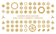 Steampunk Collection (isolated...
