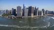 New York City - Manhattan skyline from above