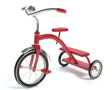 3d Illustration Of A Tricycle