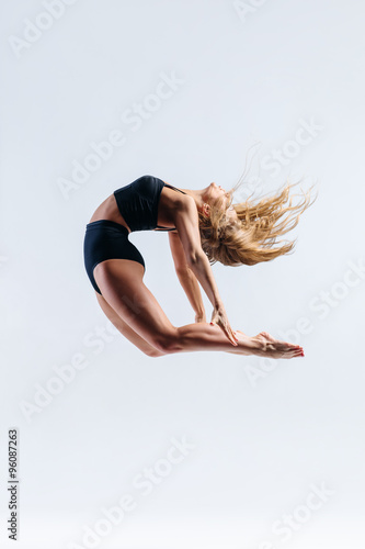Fotografiet  the dancer
