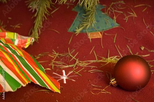 Fotografia, Obraz  Christmas Is Over