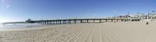 Manhattan Beach Pier In Southe...