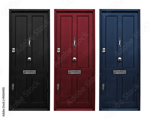 Photo  Entrance doors