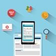 Digital marketing and online advertising