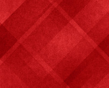 Red Christmas Background, Plai...