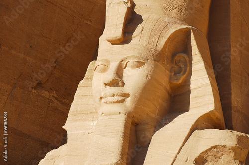 Fotografia, Obraz  King Ramses II - Abu Simbel Temple - Egypt