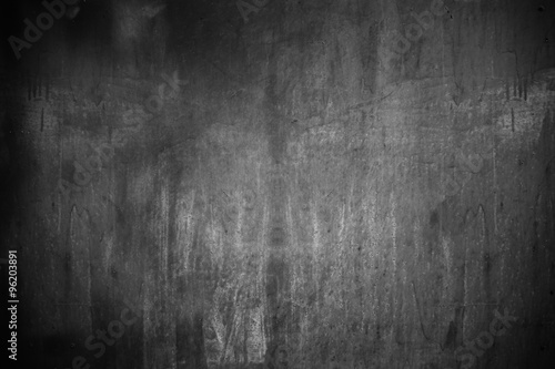 Cadres-photo bureau Bois Black Texture for Background Uses.