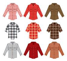 Lumberjack Check Shirt Lumberjack Old Fashion Patterns